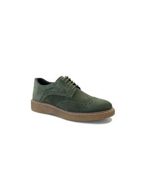 Hakiki Deri Haki Erkek Günlük Ayakkabı